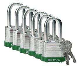 Laminated Steel Locks