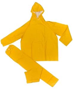PVC Rain Suit - Delta Health
