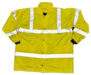 Reflective Jacket - Delta Health