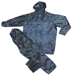 Rubberized Rain Suit - Delta Health
