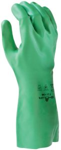 Showa 731 Chemical Resistant Glove Nitrile Biodegradable | Delta Health and Safety