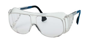Protective Eyewear Wrap Around Clear | Delta Health and Safety