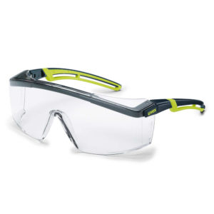 Protective Eyewear Astrospec 2.0 Clear | Delta Health and Safety