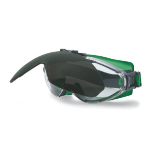 Protective Eyewear Ultrasonic Flip up Goggle | Delta Health and Safety