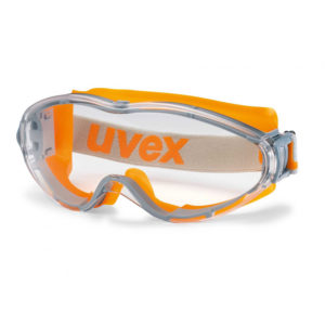 Protective Eyewear Ultrasonic Goggle Clear | Delta Health and Safety