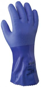 Showa 660 Chemical Resistant Glove PVC | Delta Health and Safety