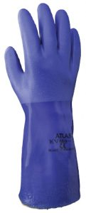 Showa KV660 Chemical Resistant Glove PVC Kevlar Lined | Delta Health and Safety