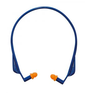 Hearing Protection Whisper Banded Earplug | Delta Health and Safety Equipment