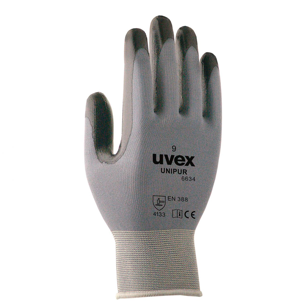 Showa 377 Chemical Resistant Glove Nitrile Foam Delta