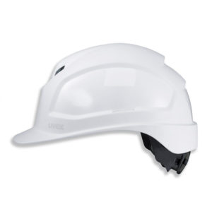 Head Protection Pheos Ies Helmet White | Delta Health and Safety Equipment
