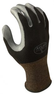 Showa 370B general purpose Nitrile assembly glove | Delta Health and Safety