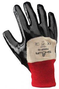 Showa 7000P general purpose Nitrile glove | Delta Health and Safety