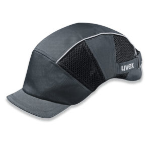 uvex 9794301 Head Protection Bump Cap Armadillo Short Peak | Delta Health and Safety