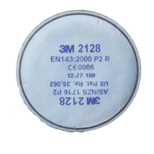 3M 2128 Particulate Filter | Delta Health and Safety