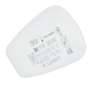 3M 5935 Particulate Filter | Delta Health and Safety