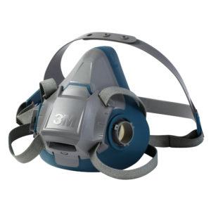 3M 6502 Half Mask Reusable Respirator | Delta Health and Safety