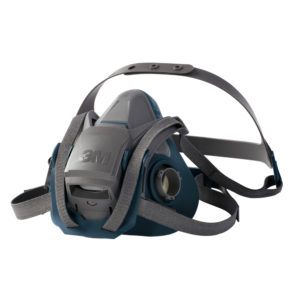 3M 6502QL Half Mask Reusable Respirator - Quick Latch | Delta Health and Safety