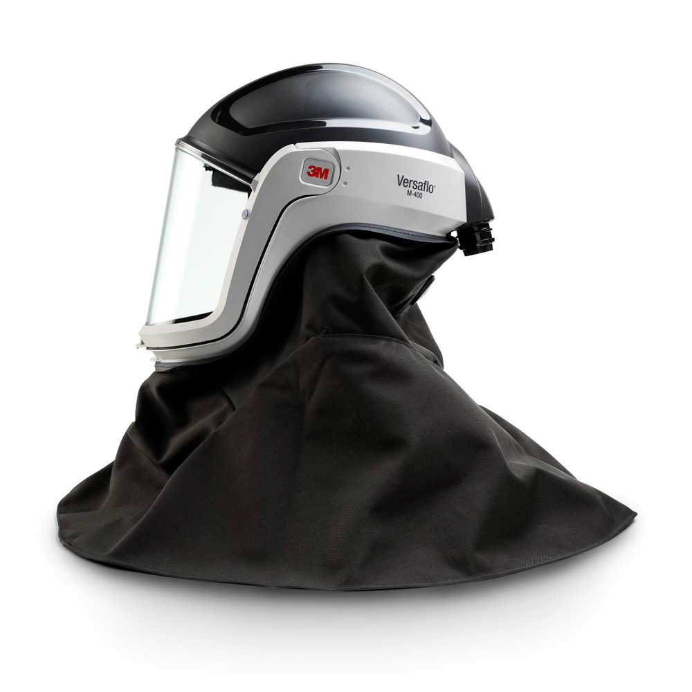 3M M-407 Versaflo Respiratory Helmet Assembly | Delta Health and Safety