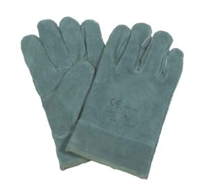Green Lined Welders Glove | Delta Health and Safety