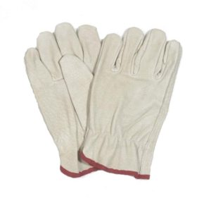 Pig Skin Glove | Delta Health and Safety
