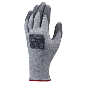 Showa cut protection gloves DURACoil 546 | Delta Health and Safety