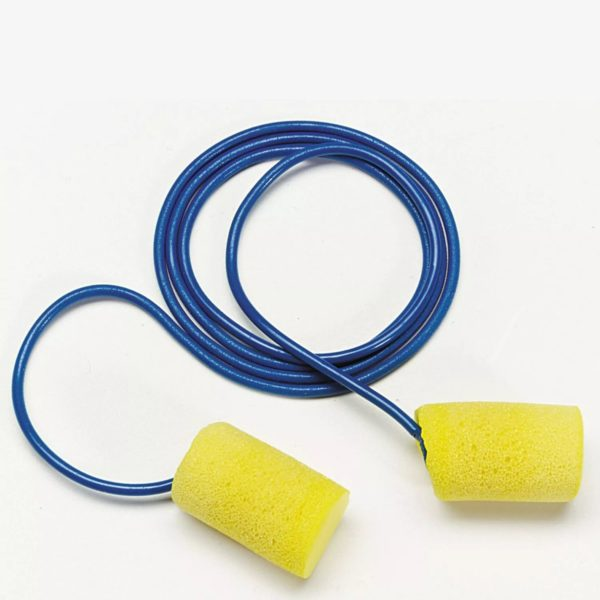 3M classic corded earplugs hearing protection   Delta Health and Safety