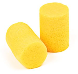3M classic uncorded earplugs hearing protection | Delta Health and Safety