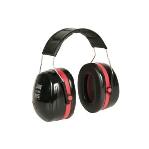 3M earmuff Optime 105 headband hearing protection | Delta Health and Safety