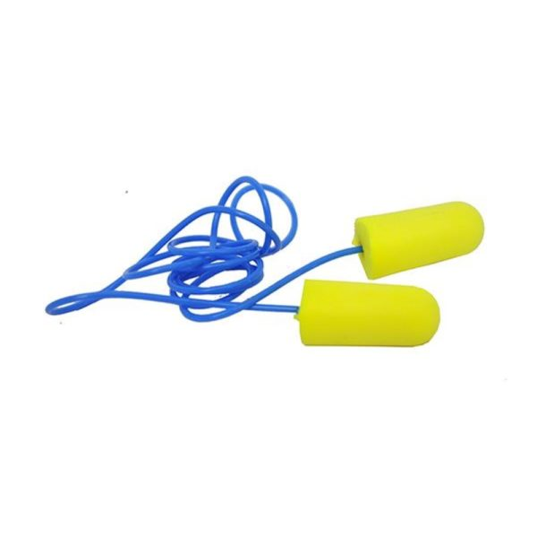3M neons earplugs corded hearing protection | Delta Health and Safety