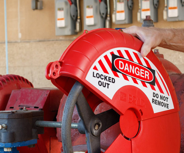 Lockout / Tagout Solutions | Delta Health & Safety Equipment