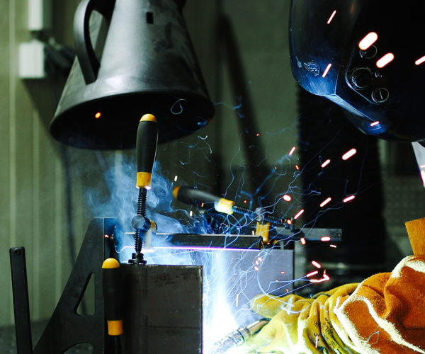 Welding Protection Products | Delta Health & Safety Equipment
