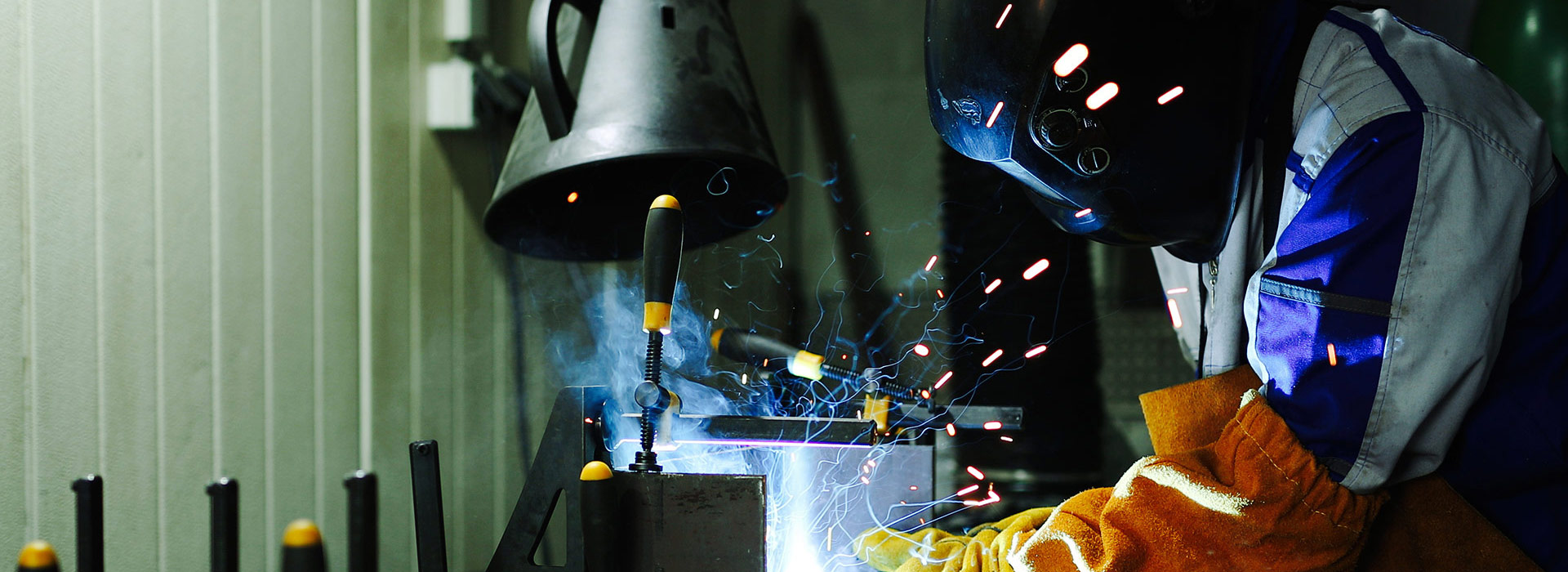 Welding Protection | Delta Health & Safety Equipment