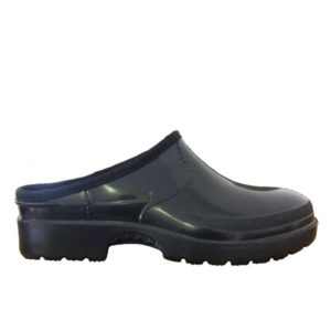 Claw Slip On Black General Footwear Gumboot | Delta Health and Safety