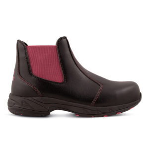 Rebel Ladies Safety Boot Thuli Chelsea RE940 | Delta Health and Safety