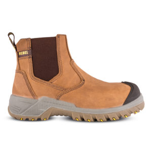 Rebel Safety Boot Crazy Horse RE652 | Delta Health and Safety