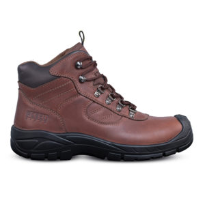 Rebel Safety Boot Hiker-Hi Brown RE304 | Delta Health and Safety