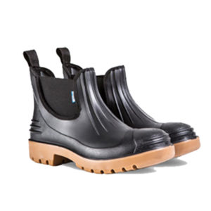 Wayne Gumboot Chelsea Heavy Duty Ankle Boot | Delta Health and Safety