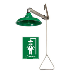 Haws 8122 Drench Shower | Safety Shower | Delta Health and Safety Equipment