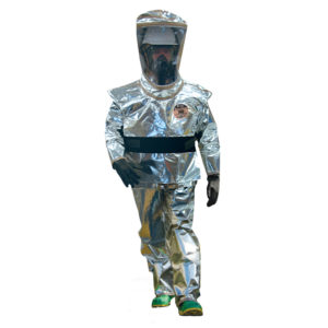 Kappler Frontline 300 3 piece ensemble | chemical protective clothing | Delta Health and Safety