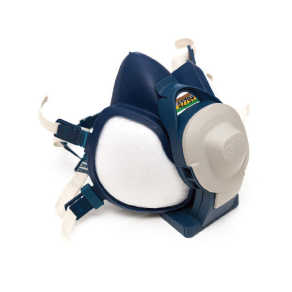 3M 4000+ Series Half Mask | Respiratory Protection | Delta Health and Safety