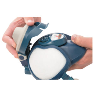 3M Cool Flow Fan 1040 Series Clip On | Respiratory Protection | Delta Health and Safety Equipment