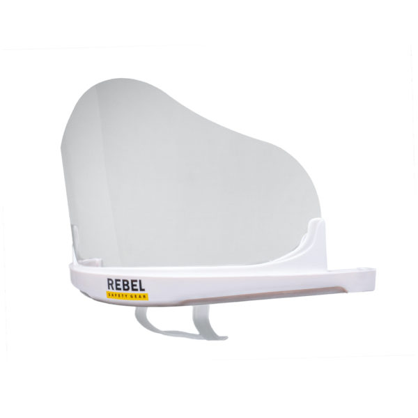 REBEL mouth shield | COVID | Delta Health and Safety Equipment