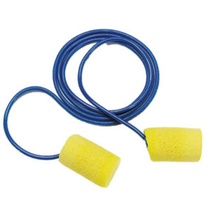 3M classic corded earplugs | Hearing Protection | Delta Health and Safety Equipment