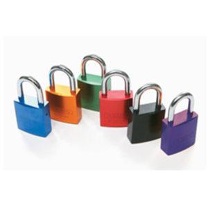 Brady Aluminium Padlock | Lockout Tagout | Delta Health and Safety