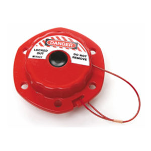 Brady Mini Cable Lockout | Lockout Tagout | Delta Health and Safety