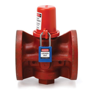 Brady Plug Valve Lockout | Lockout Tagout | Delta Health and Safety