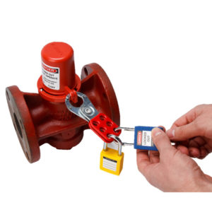 Brady Safety Hasp | Lockout Tagout | Delta Health and Safety