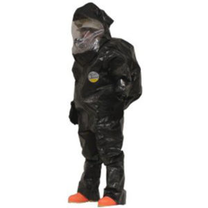 Kappler Zytron 500 Standard Level A Fully Encapsulated Suit | Chemical Workwear | Delta Health and Safety