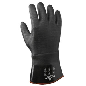 Showa 6781R chemical resistant glove neoprene insulated | Hand Protection | Delta Health and Safety